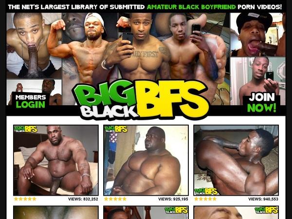 Big Black BFs Bank Payment