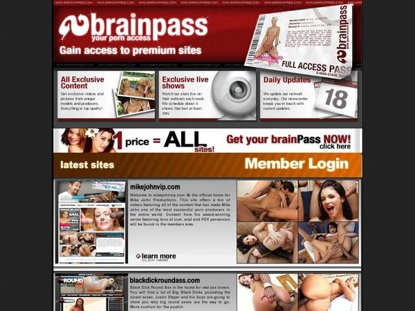 Brainpass.com Parola D'ordine Gratuito