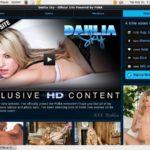 Dahlia Sky Password Info