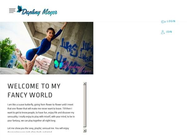 Daphnymeyer.com Make Account