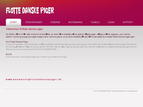 Free Flottedanskepiger.com Login Account