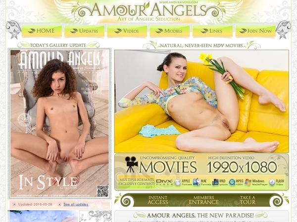 Free Login Amourangels.com