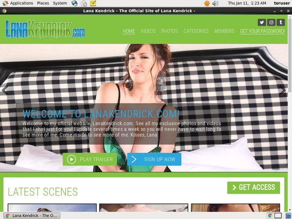 Lana Kendrick Centrobill.com