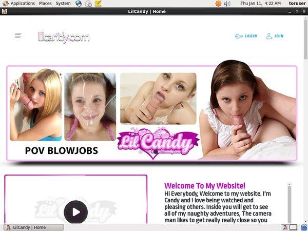 Lilcandy.com Dvd