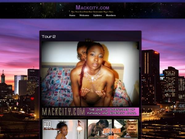 Mackcity.com With Ukash