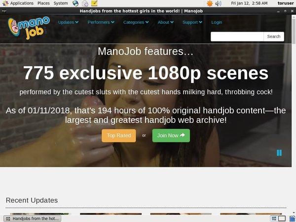 Manojob.com Accounts For Free