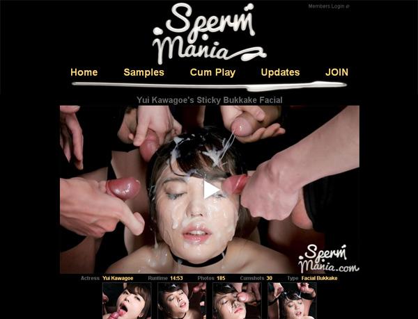 Spermmania Free Video