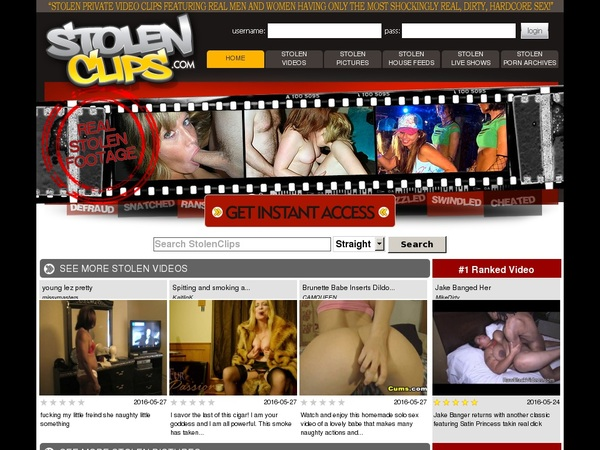 Stolenclips.com Full Access