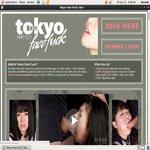 Tokyo Face Fuck 신용 카드
