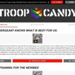 Troop Candy Valid Password
