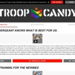 Troopcandy.com Tour