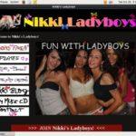 Nikki Ladyboys Free Ones