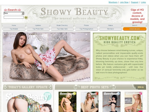 Access To Showybeauty