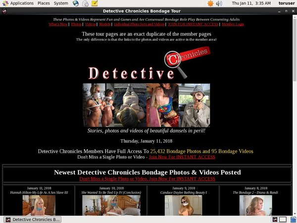 Detectivechronicles.com Take Paypal