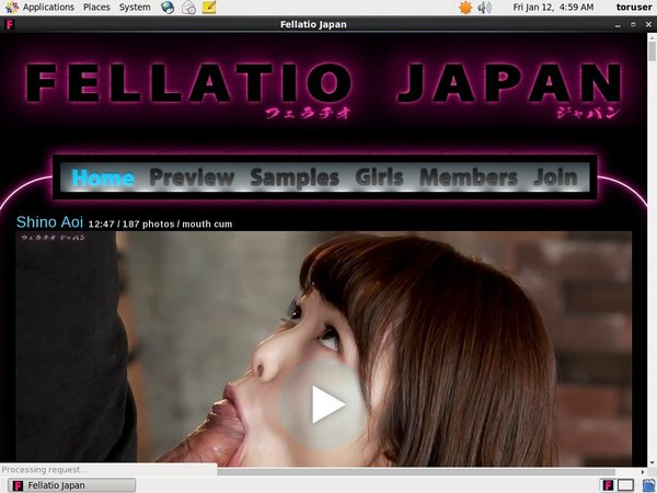 Fellatio Japan Join By Check