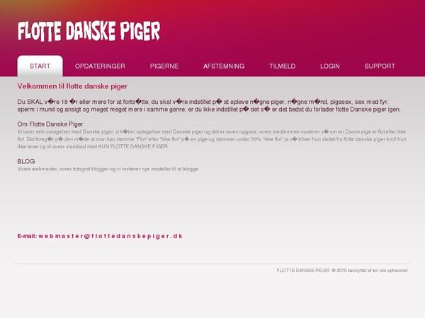 Flottedanskepiger.com Free Password