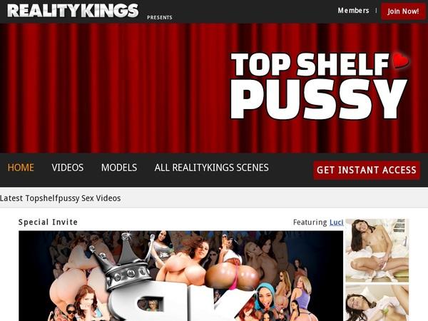 Topshelfpussy Porn Pass