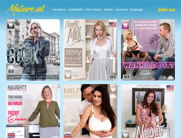 Mature.nl Free Code