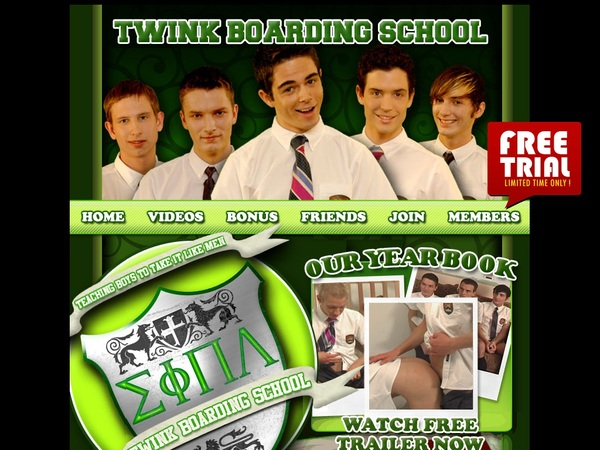 Twink Boarding Schoolaccounts