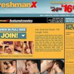 Freshman X Passworter