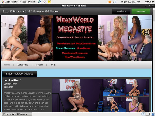 Mean World Sconto