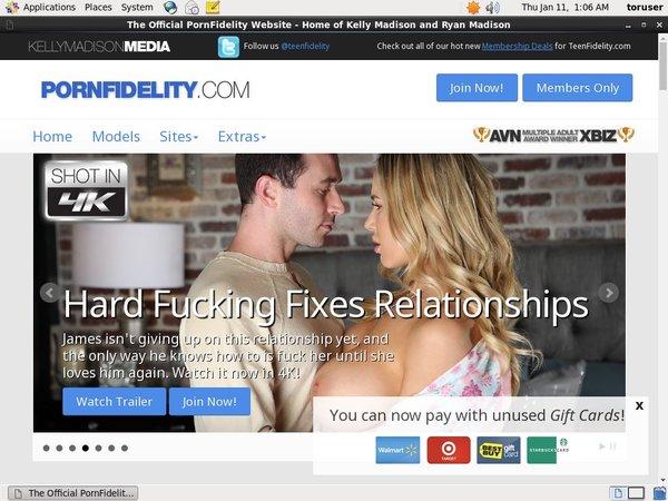 Porn Fidelity Free Clips