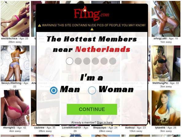 Fling With IDeal