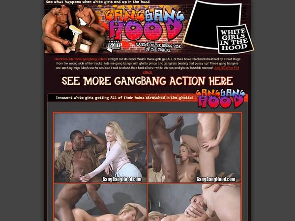 Gangbanghood Premium Account Free