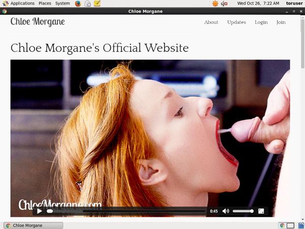 Fre Chloe Morgane Login And Password